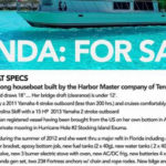 Panda Houseboat for sale Exuma