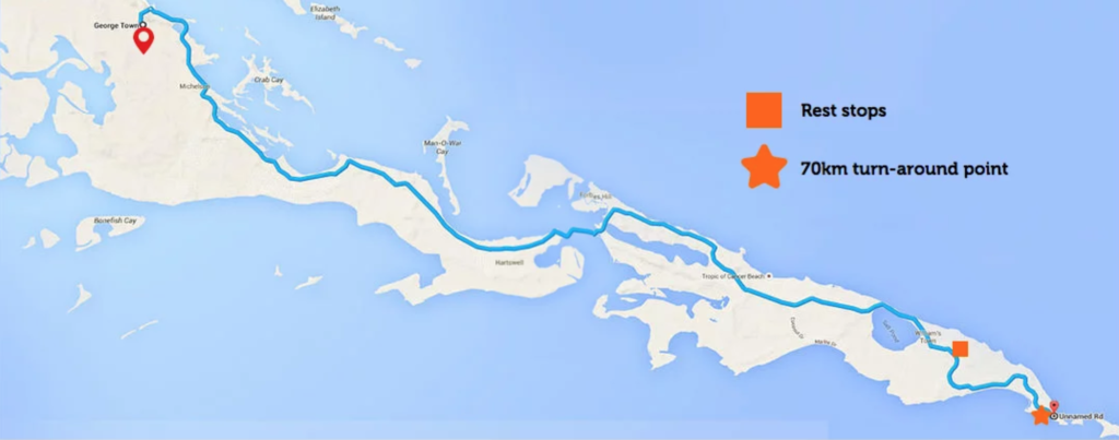 Ride for Exuma- Exuma Online