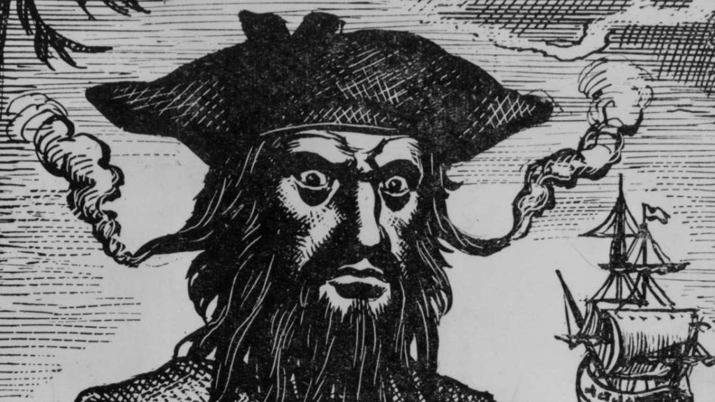Famous Pirates That Sailed The Seas of Exuma