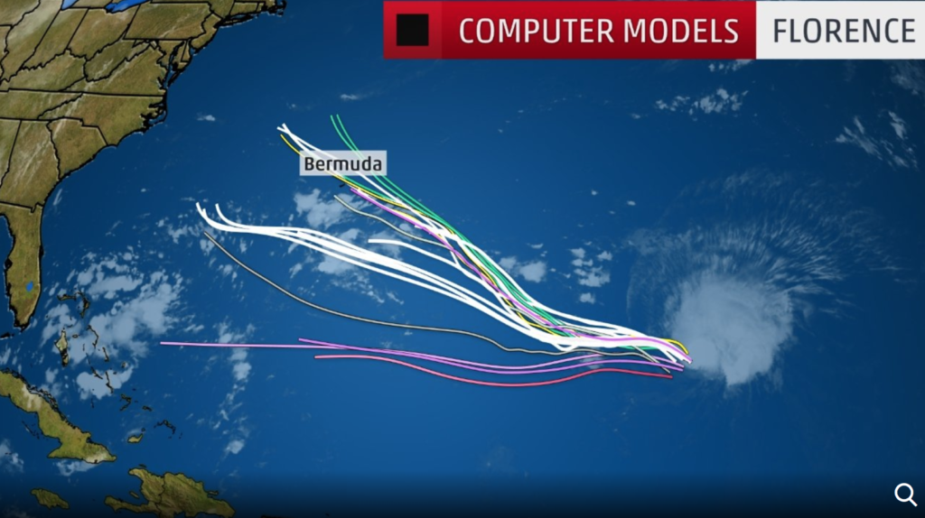 First Major Hurricane of 2018 Atlantic Season is Here- Exuma Online