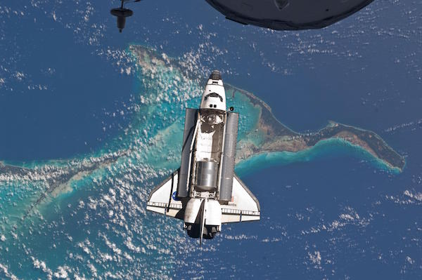 Astronaut Donates to Preserve Most Beautiful Place- Exuma Online