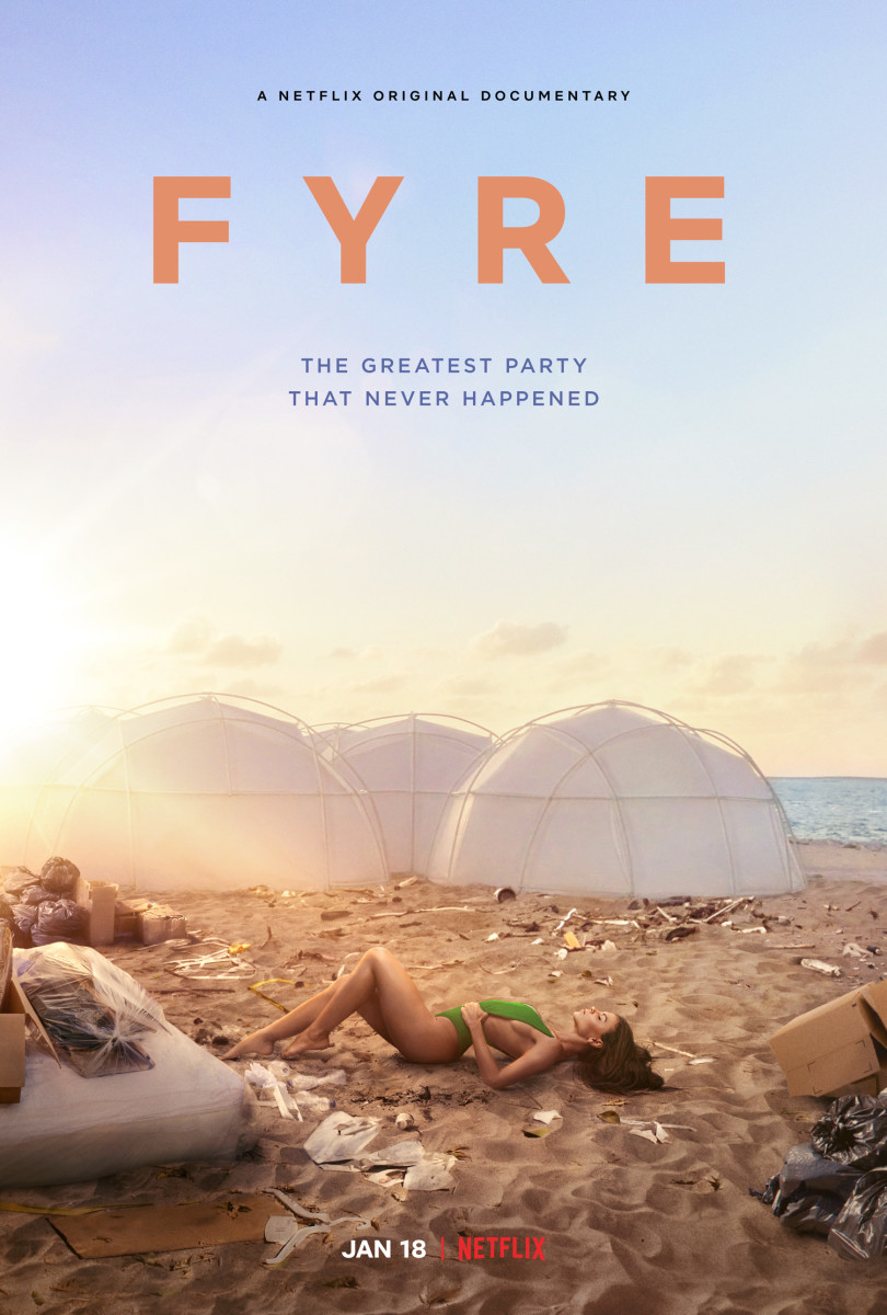 Netflix Released the Trailer for the Fyre Festival Documentary- Exuma Online