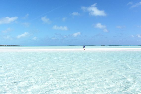 The Best Beaches in Exuma- Exuma Online- Cocoplum Beach