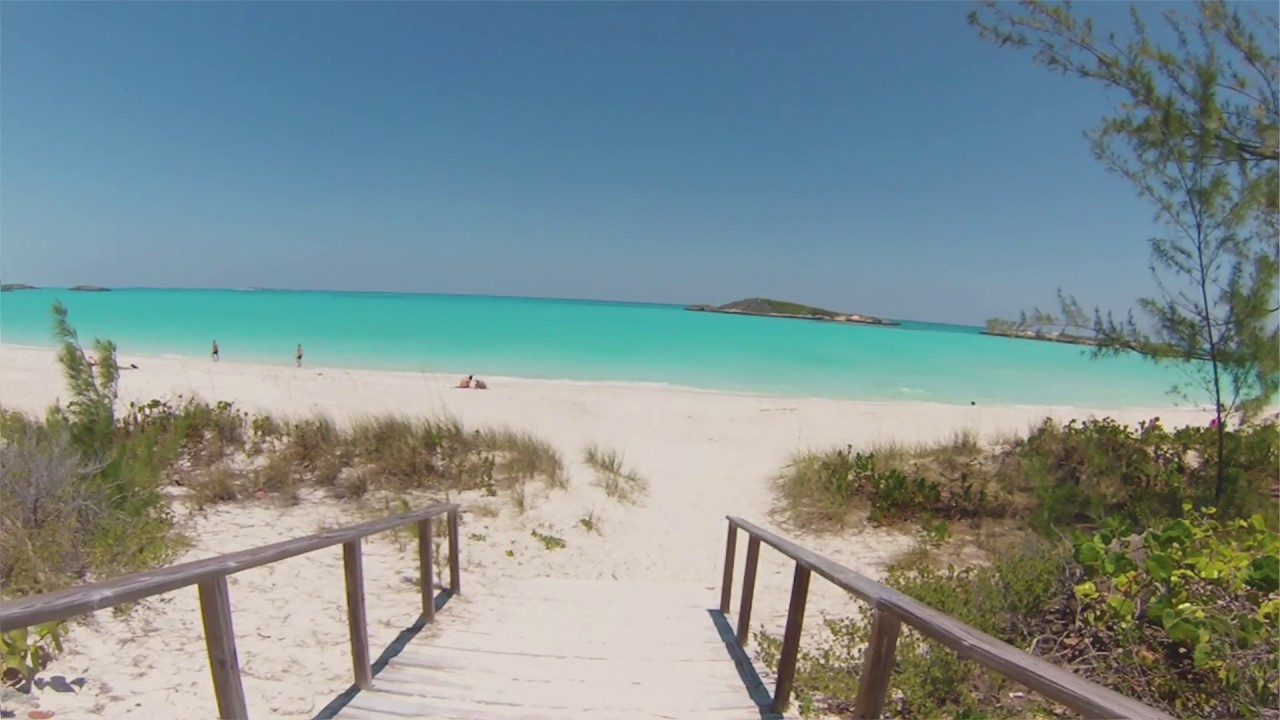 The Best Beaches in Exuma- Exuma Online- Tropic of Cancer Beach