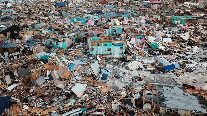 Hurricane Dorian's Destruction by the Numbers- Exuma Online